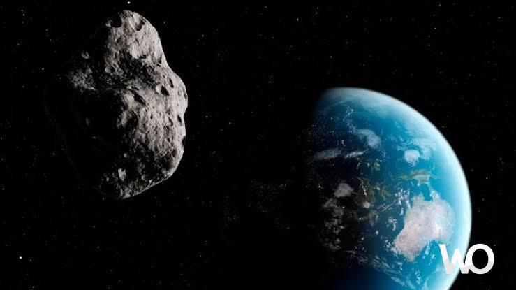 NASA'nın Takip Ettiği Bir Asteroid Yarın Dünyanın Yanından Geçecek