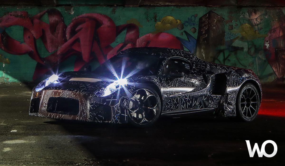 Maserati Yeni MC20'nin Motor Özellikleri Belli Oldu