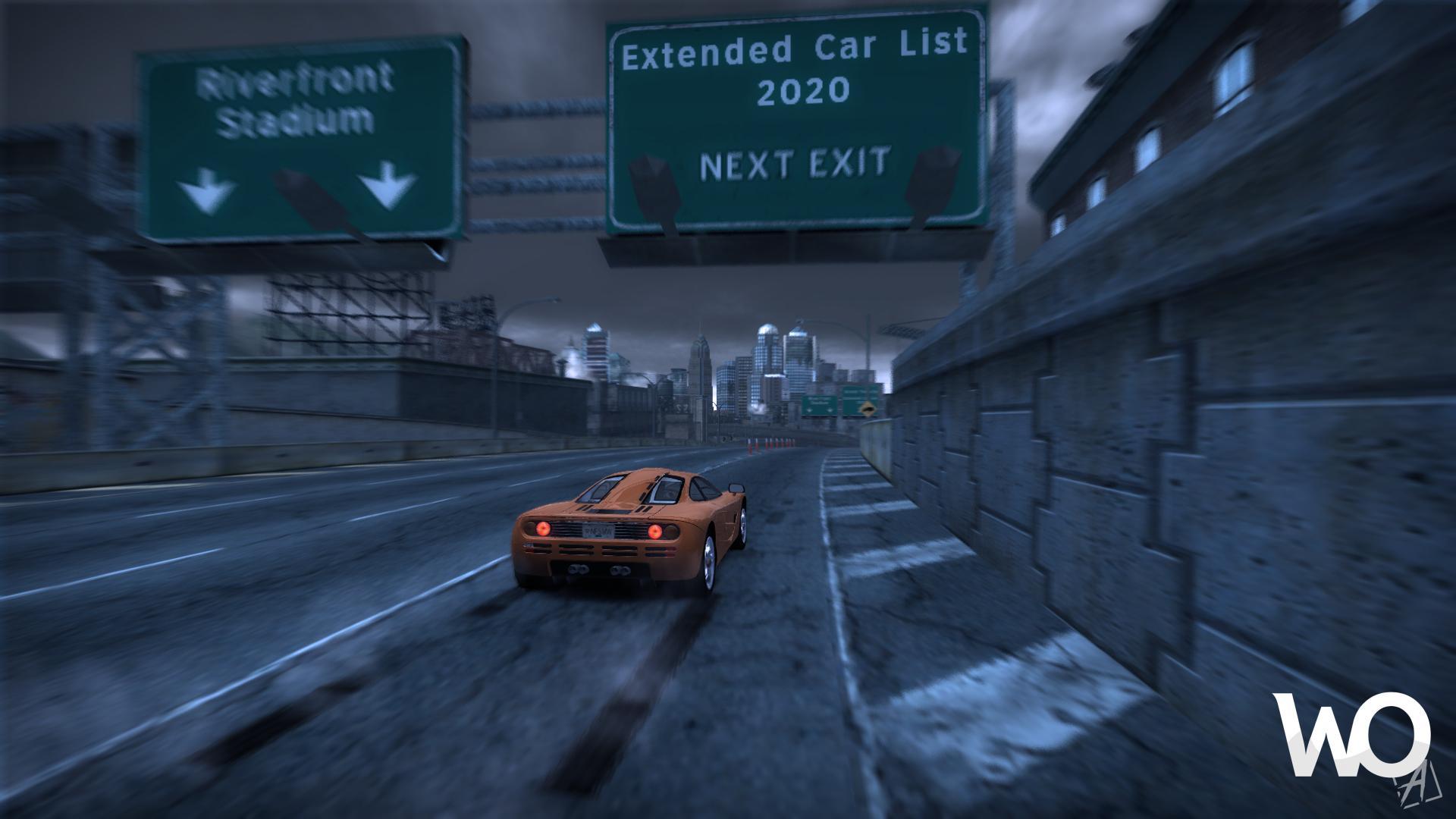 Need for Speed Most Wanted Redux 2020 Yayınlandı
