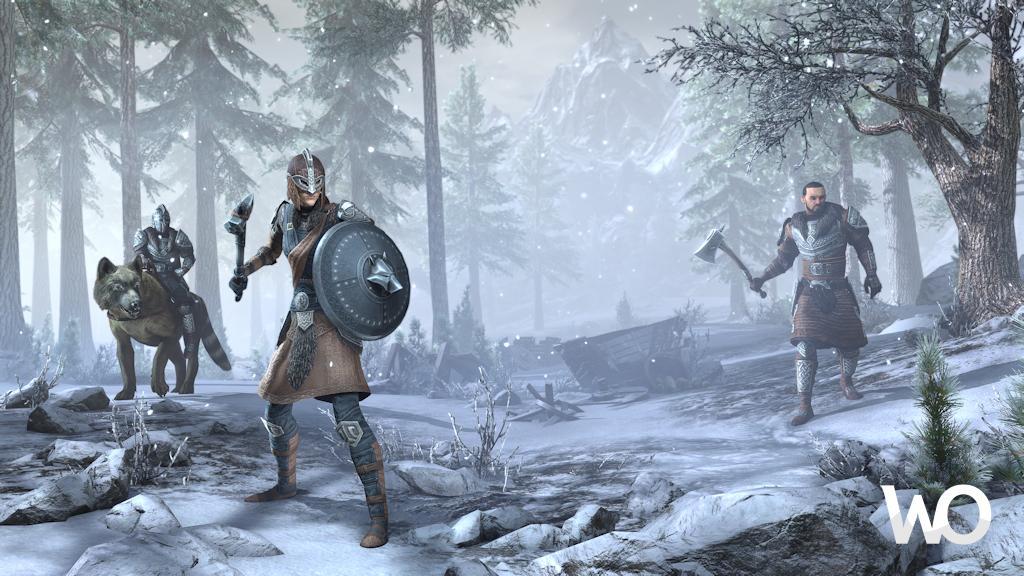 Elder Scrolls Online Abonelik Avantajları Sınırlı 1 Süre Ücretsiz Erişime Açılacak