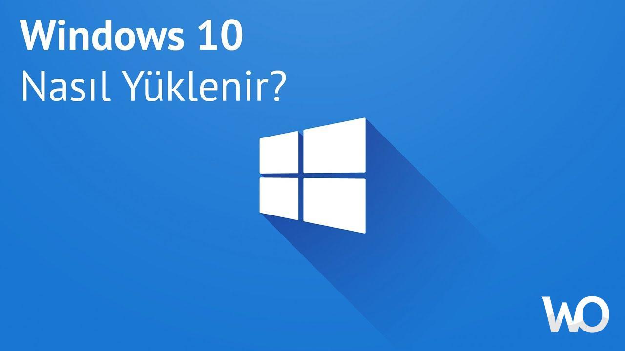 Freedos Bilgisayara Windows Nasıl Yüklenir ?