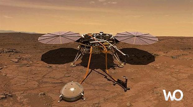 NASA'NIN MARS HELIKOPTERI
