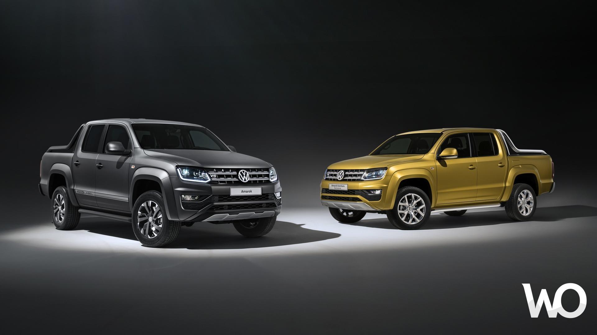 Volkswagen-Ford İş Birliği İle Üretilen 2022 Volkswagen Amarok Tanıtıldı