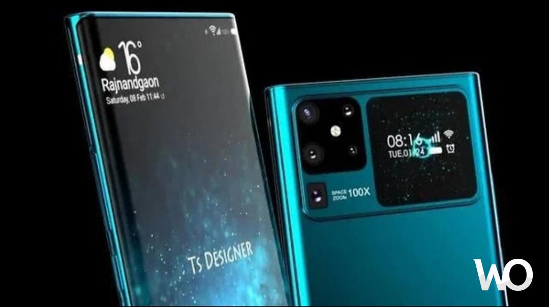 Huawei' in Yeni 5 Kameralı İnanılmaz Telefon Konsepti