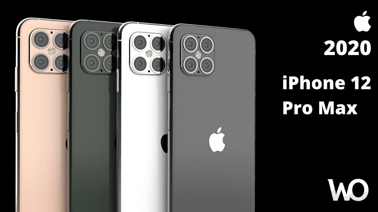 iPhone 12 Pro Max Özellikleri Ve Tasarımı Hakkında Yayınlanan Bilgiler