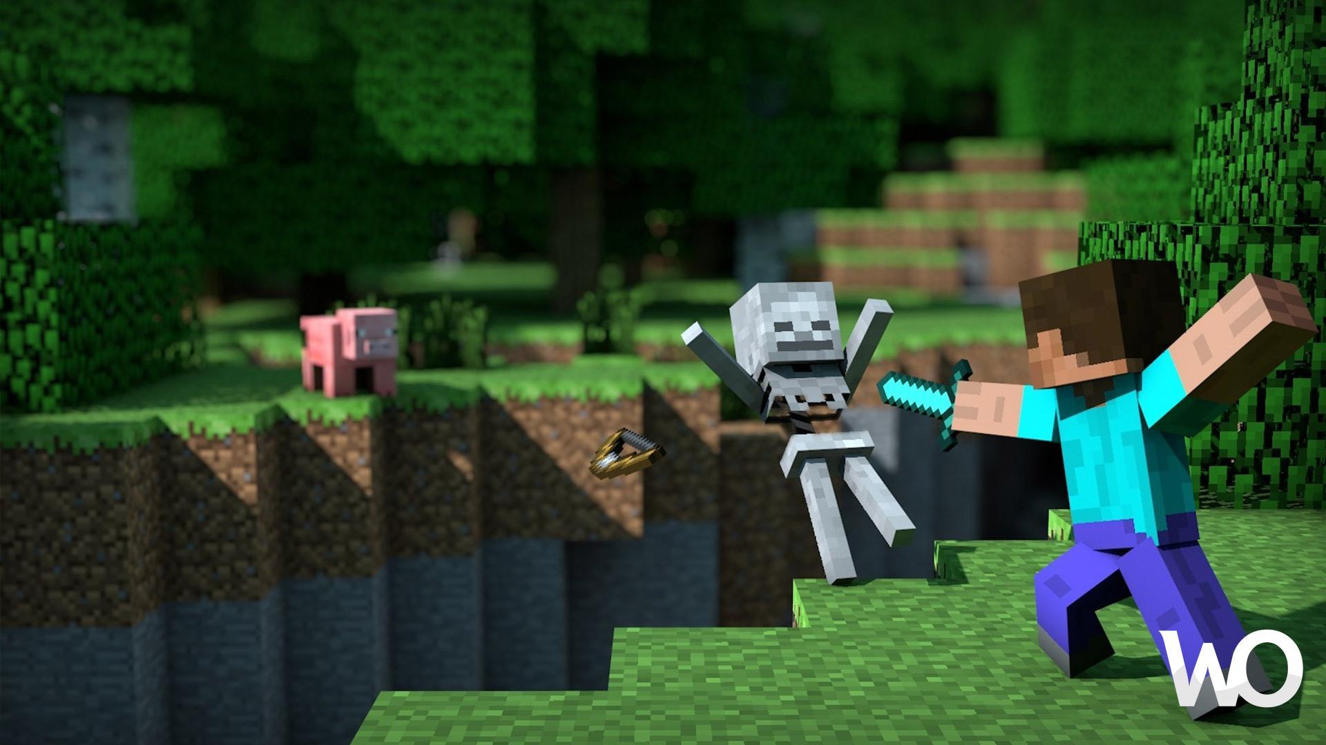 Minecraft'ın 200 Milyondan Fazla Satışı Yapıldı; Mojang Yeniden Markalaştı Ve Yeni Projeleri Duyurdu