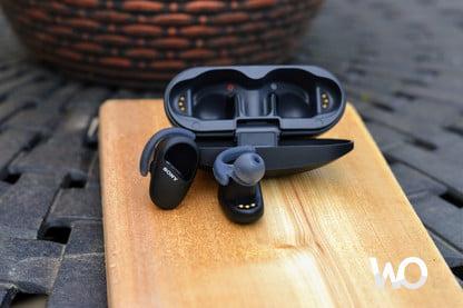 Sony, Yeni  Kulaklığı Sony WF-SP800N 'yi Tanıttı !