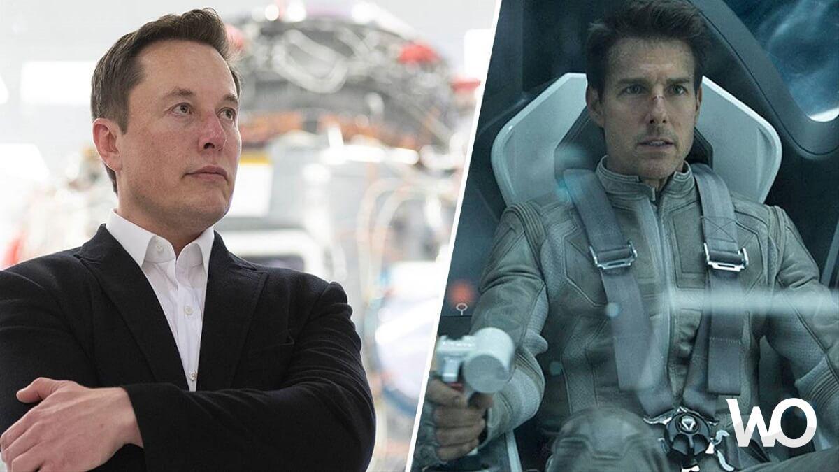 Tom Cruise Uzaydaki İlk Filmi Çekecek