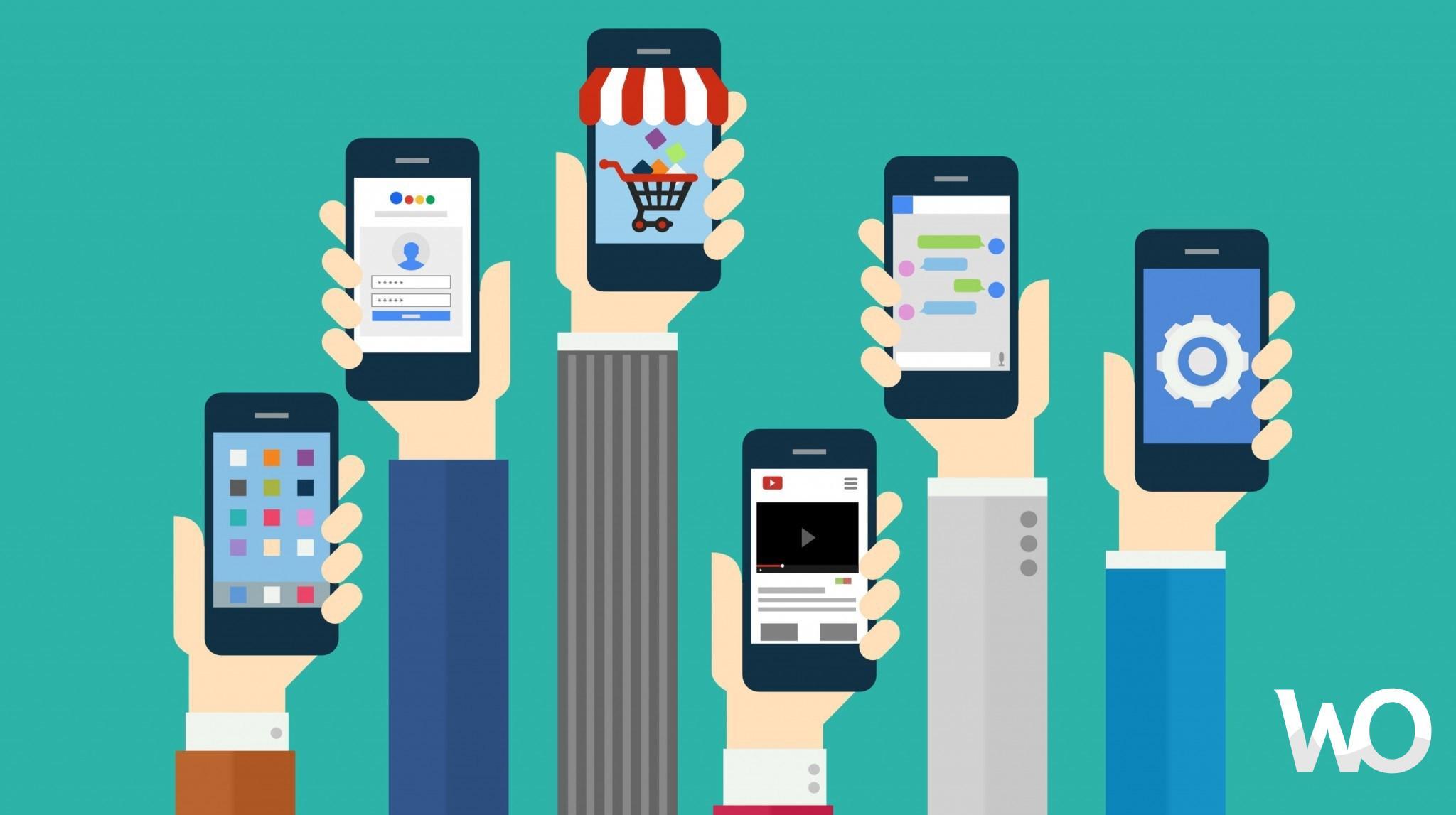 Mobil Uygulama Yapan Firmalar