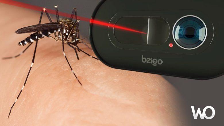 Sivrisinekleri lazerle hedefleyen yapay zeka!