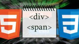 HTML Div Nedir? Span Nedir? Div ve Span Kullanımı