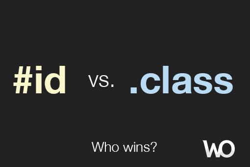 CSS ID ve Class