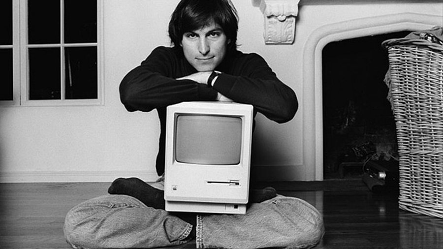 Steve Jobs'un Muhteşem Macintosh Sunumu