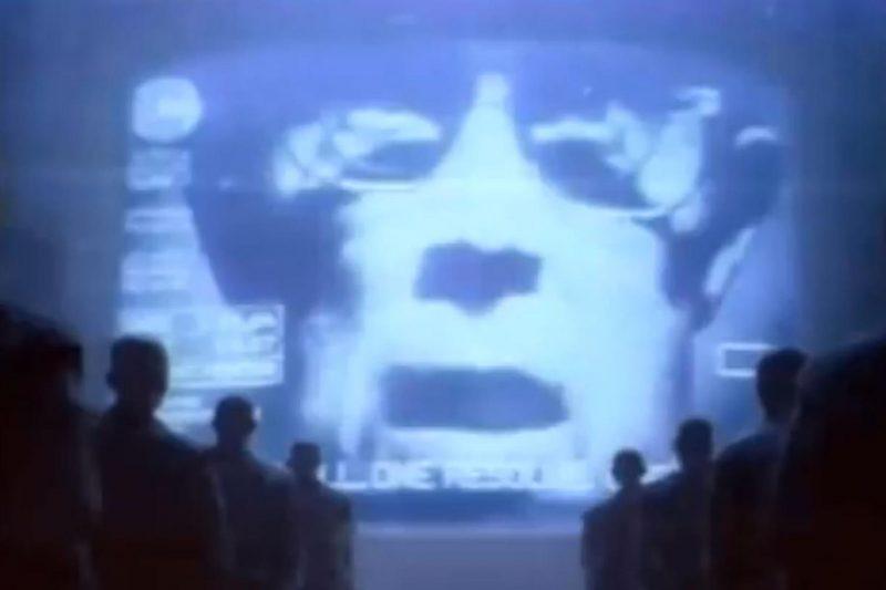 Enteresan Bir Macintosh Tanıtım Filmi