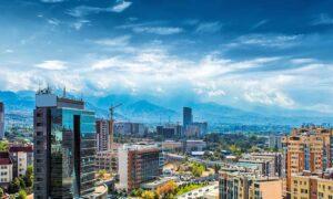 Kazakistan'ın En Güzel Doğa Manzaraları!