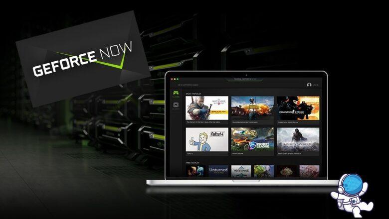 GeForce Now İle 1.Kalite Oyun Deneyimi Beta Olarak Açıldı!!!