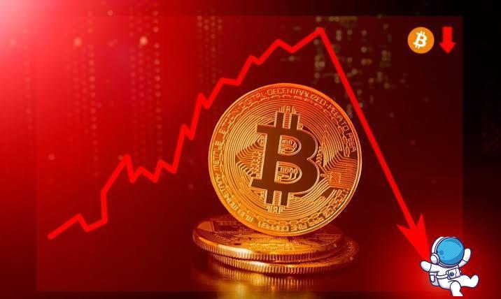 2021'in İlk Çeyreğinde Bitcoin'de Ani Düşüş!