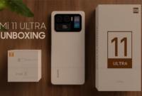 Xiaomi Mi 11 Ultra Silikon Oksijen Anot Pil İle Gelecek
