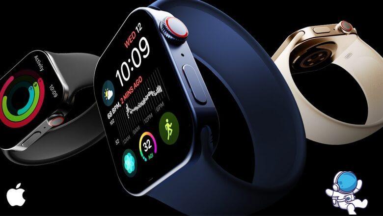 Apple Watch Series 7 Bataryası İle Öne Çıkıyor