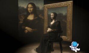 Tarihin Gizemli Tablosu 'Mona Lisa'