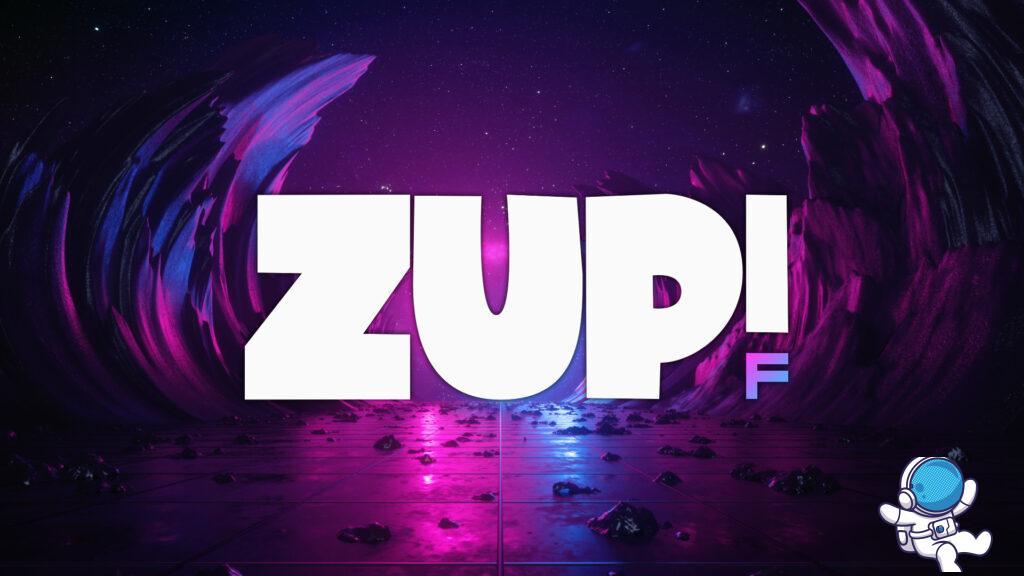 Zup oyunu Steam mağazası görseli