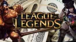 Hiç League Of Legends'da ne kadar para harcadığınızı merak ettiniz mi? lol ne kadar harcadım ?