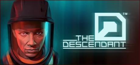 The Descendant oyunu Steam mağazası görseli