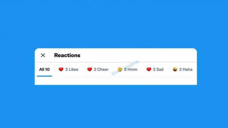 Twitter'ın Yeni Emojili Tepki Butonları Sızdırıldı